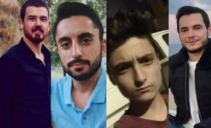 Öldürülen 4 gençle ilgili yeni detaylar! Biri de Trabzonsporlu eski futbolcunun yeğeni...