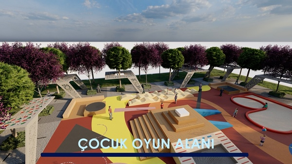 Trabzon'a 2 yeni park projesi