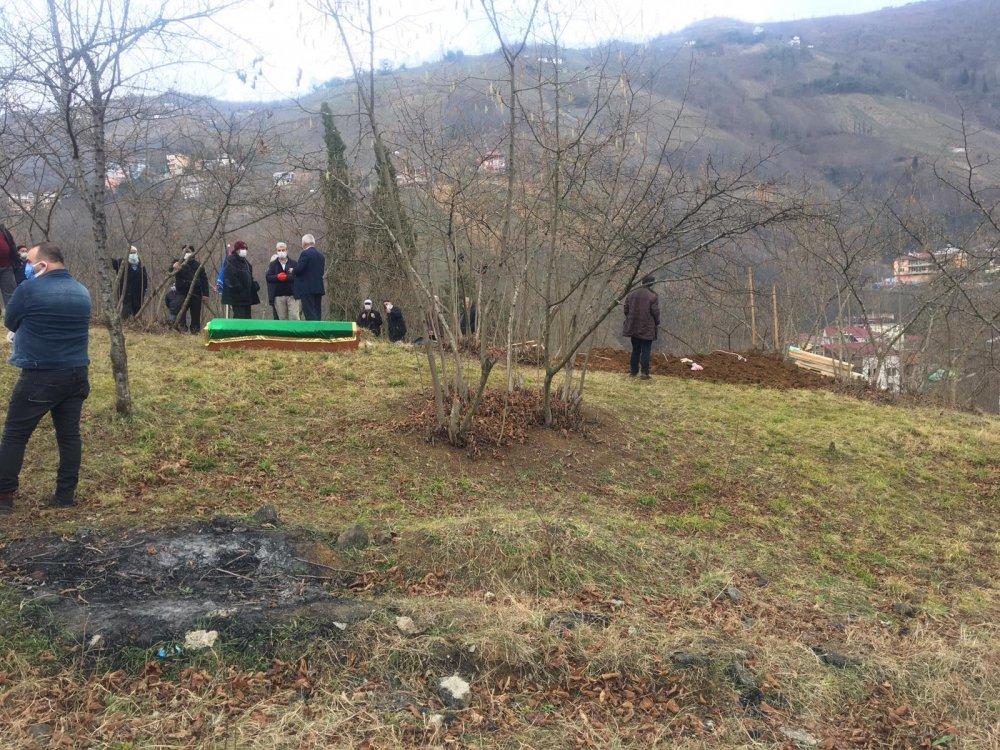 Trabzon ve Elazığlı kişilerin cenazeleri karıştı! Karantinaya alındılar