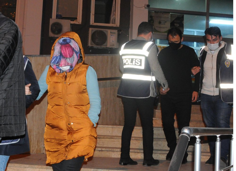 İnfial yaratan cani anne tutuklandı