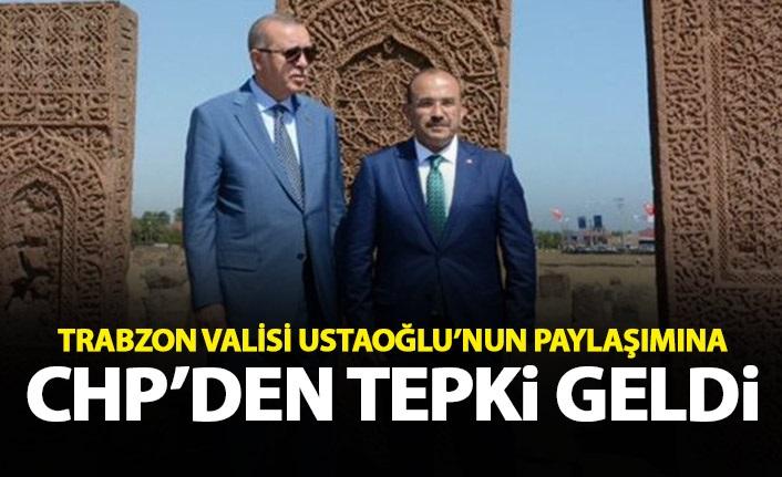 Salih Cora'dan Vali Ustaoğlu'na destek