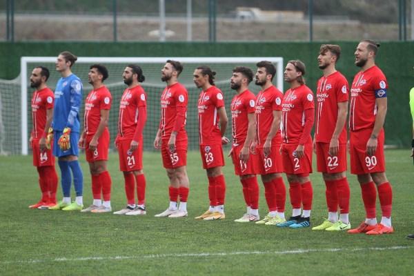Hekimoğlu Trabzon beraberliği kurtardı