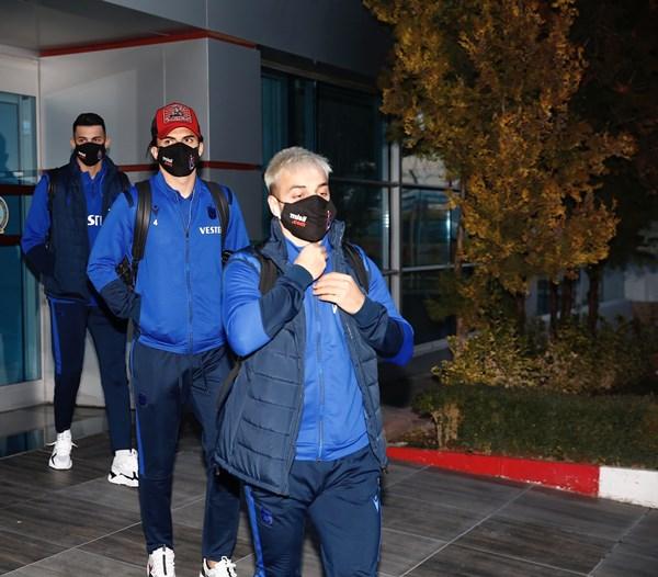 Trabzonspor, Malatya'da