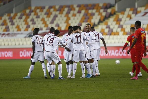 Bakasetas'tan Yeni Malatyaspor'a füze