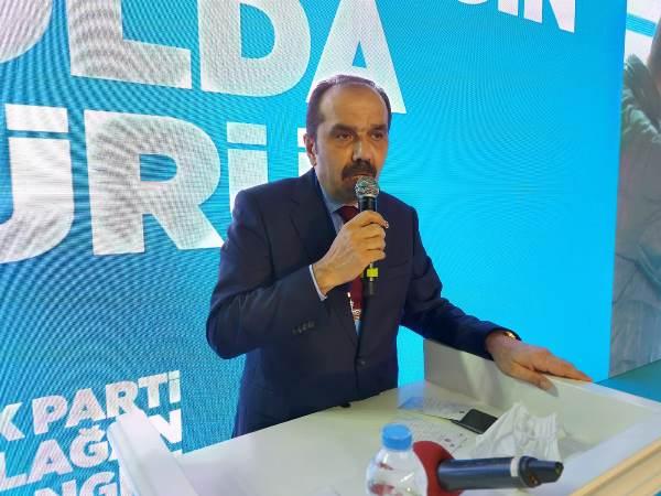 AK Parti Ortahisar'da kongre heyecanı - Canlı Yayın