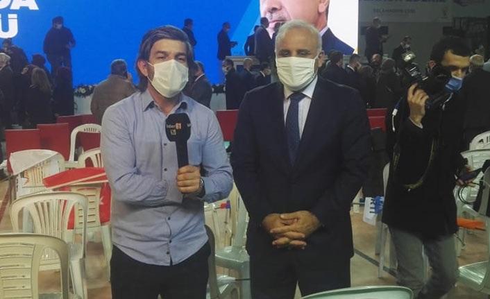 Başkan Zorluoğlu müjdeyi Haber61'e açıkladı! Projeleri tek tek anlattı
