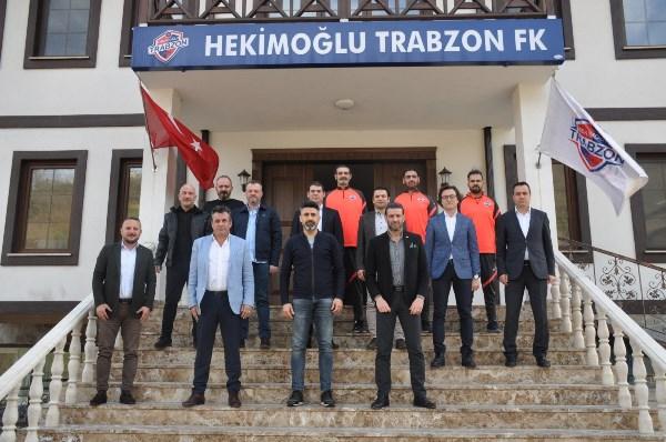 Hekimoğlu Trabzon'da Bayram Toysal imzayı attı