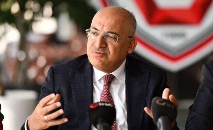 Gaziantep'ten Trabzonspor açıklaması: Saygımız büyük