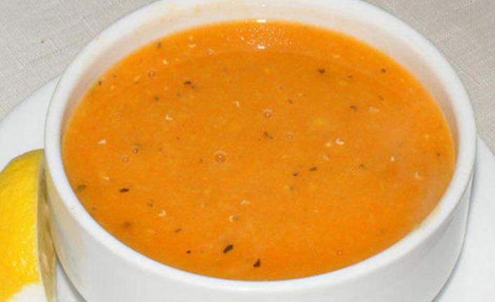 Kırmızı Mercimek Çorbası Tarifi - Mercimek çorbası nasıl yapılır?