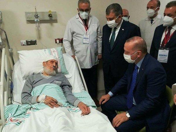 Cumhurbaşkanı Erdoğan'ın programında değişiklik! Cenazeye bizzat katılacak