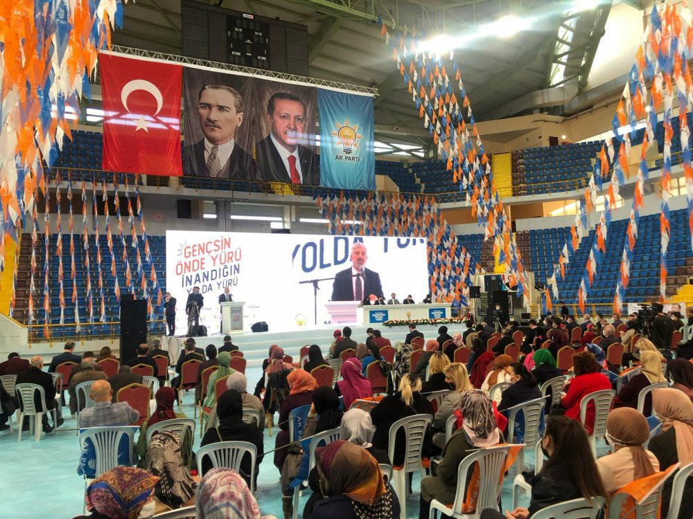 """Adnan Günnar: """"Gençlik teşkilatımızdan aldığımız güç ve enerji ile ilerliyoruz"""""""