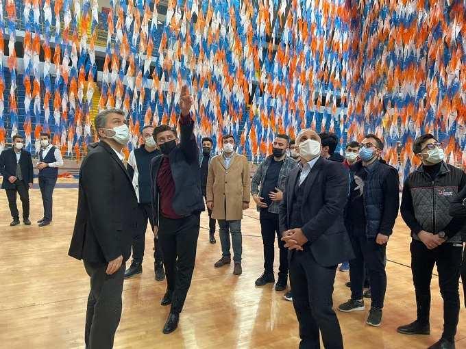 AK Parti Trabzon'da Gençlik Kongresi günü