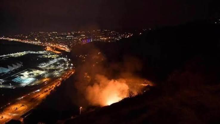 Trabzon'da isimsiz Kahramanların zor günü: Bir günde 36 yangın!