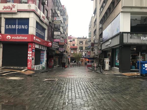 Trabzon'da kısıtlama sessizliği
