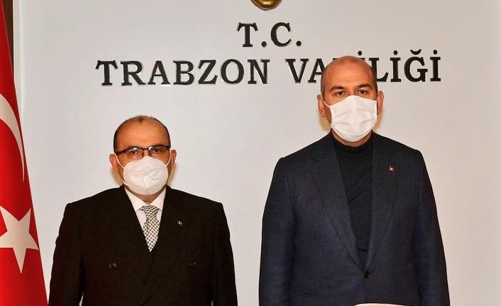Trabzon'da bakan ve vekillerin açıklanmayan programları