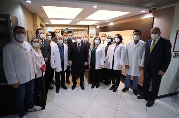 Trabzon'da yapılan projeye 3 milyon 600 bin lira hibe