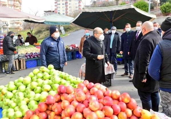 Trabzon'da denetimler sıklaştırıldı