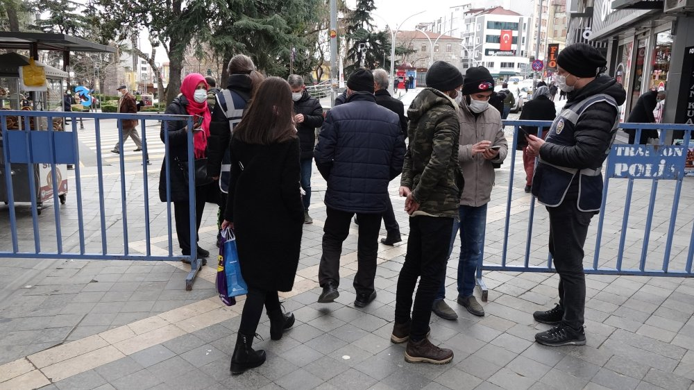 Trabzon'da ek tedbirler devrede! O uygulama yeniden başladı