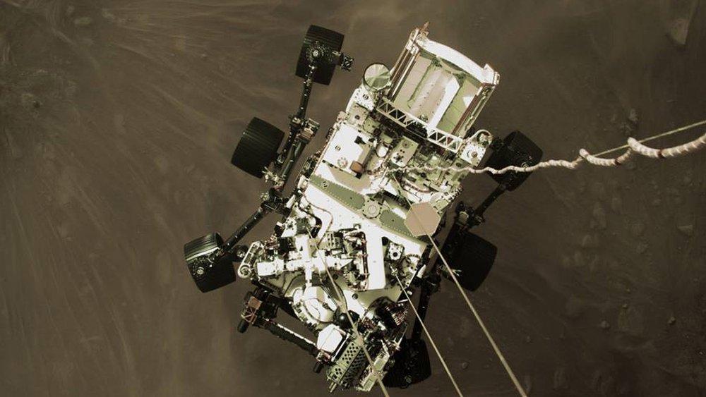 NASA Mars'ın yakın çekim fotoğraflarını yayımladı