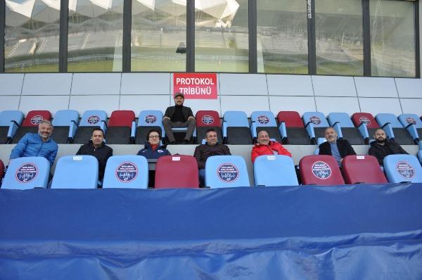 Hekimoğlu Trabzon Şanlıurfaspor'a hazırlanıyor