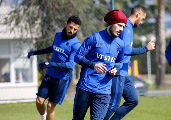 Trabzonspor'da Abdülkadir Parmak gelişmesi