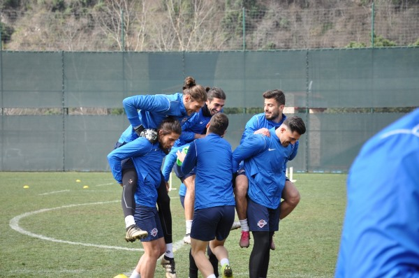 Hekimoğlu Trabzon Hazırlıkları tamamladı