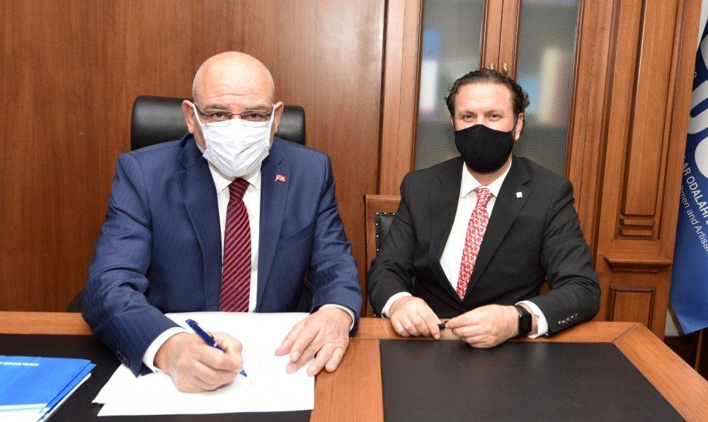 TESOB ile Vakıf Katılım arasında protokol imzalandı