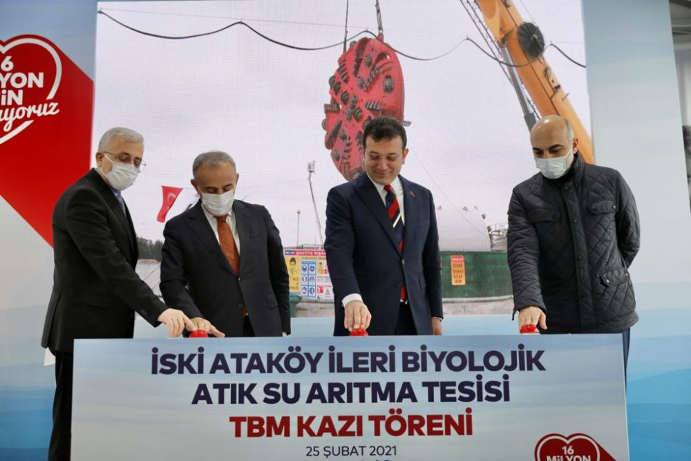 """İmamoğlu: """"İstanbul'la inatlaşmayı marifet görenlere 23 Haziran'ı hatırlatıyorum"""""""