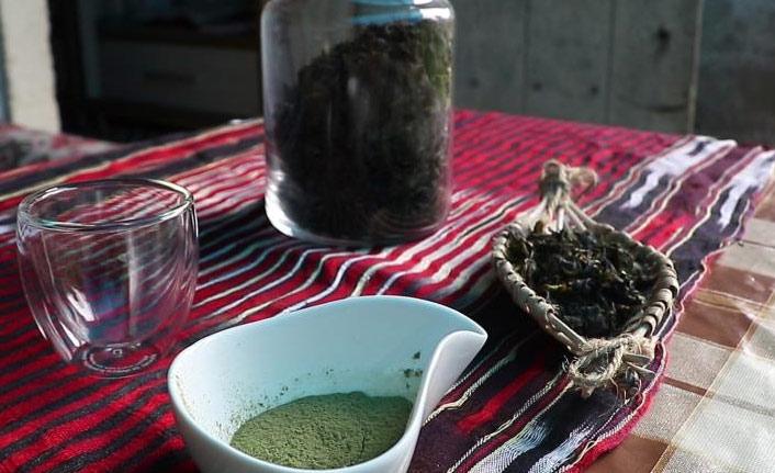 Yeni gözde matcha çayı