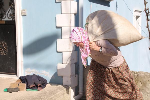 Karadeniz köylerinde kısıtlama hareketliliği