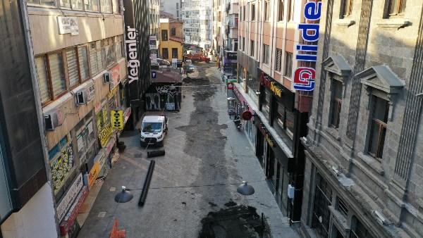 Trabzon'da Kahramanmaraş 1. Etap trafiğe açıldı