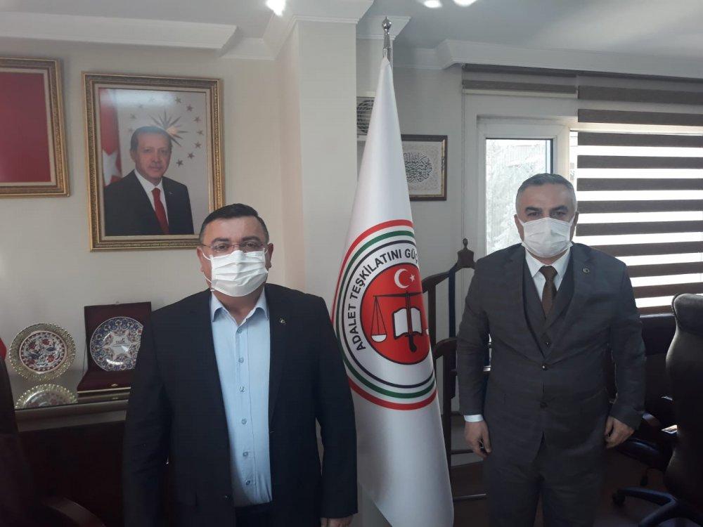 Ankara'da Artvin dayanışması