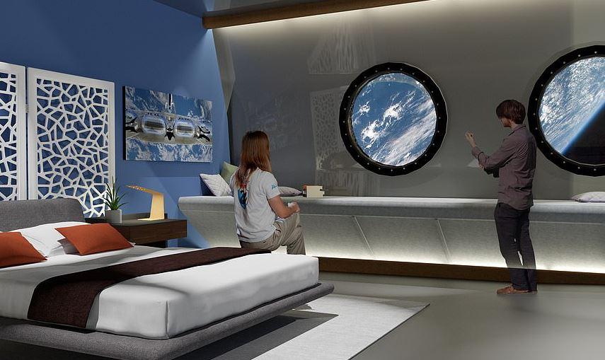 İlk uzay oteli ziyaretçilerini 2027'de ağırlayacak
