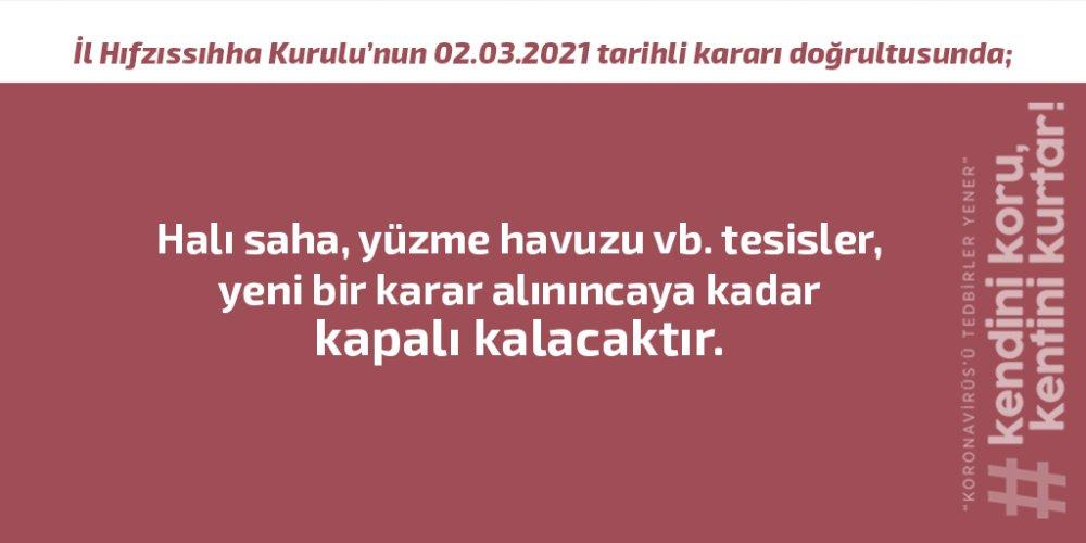 Trabzon'da yeni dönem! İl Hıfzıssıhha kurulu kararları açıklandı