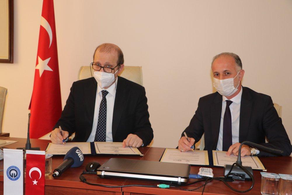 KTÜ ile SUMAE arasında protokol imzalandı