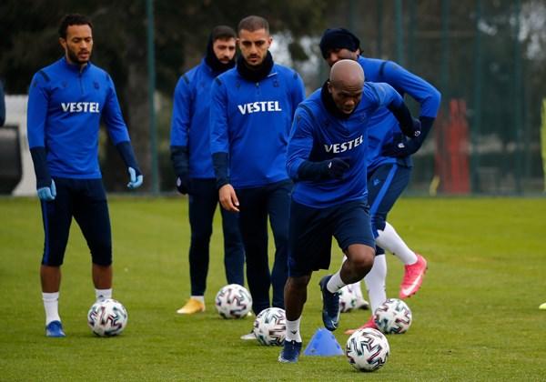 Trabzonspor Kasımpaşa'ya hazır