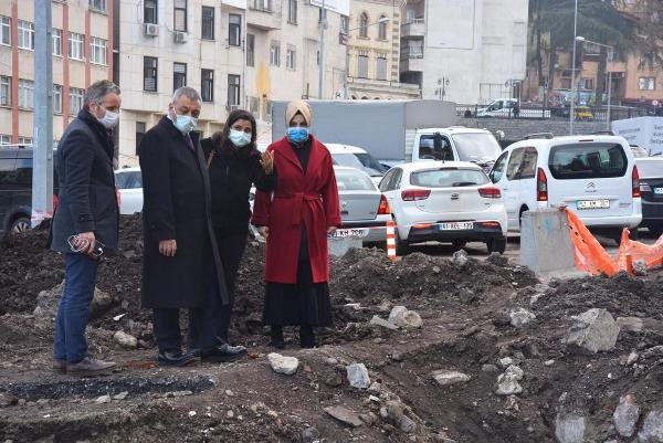 """Trabzon'da Hadrianus Limanı ile ilgili önemli açıklama: """"Açık hava müzesi yapılmalı"""""""