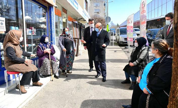 Vali Ustaoğlu: Hedef mavi kategori