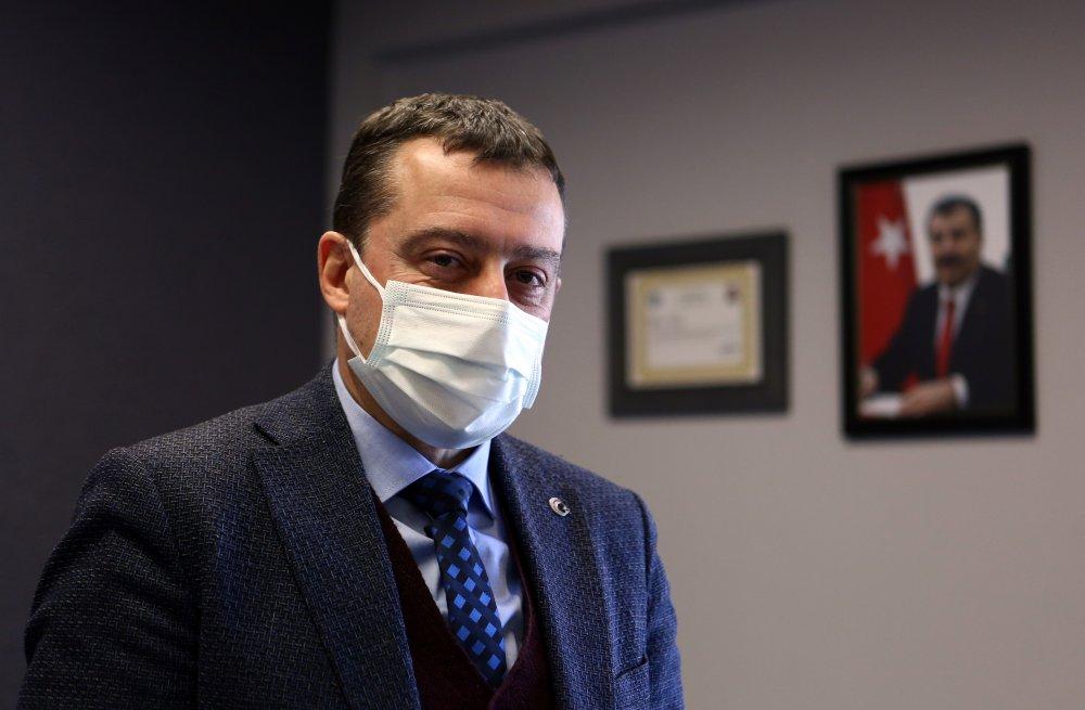 Trabzon'da İl Müftüsünden cenaze çağrısı