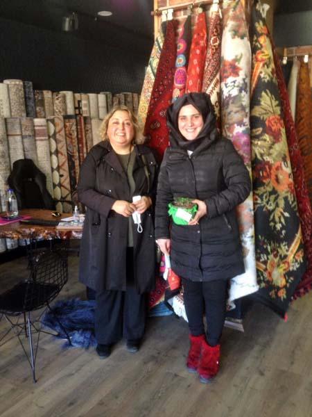 Trabzon Deva Kadınları Sokakta