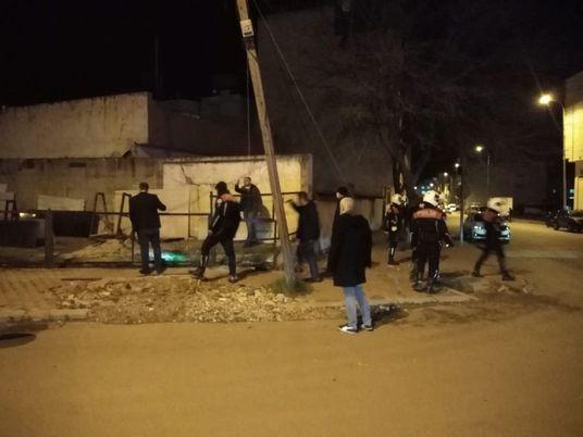 Tel Rıfat bölgesinden Kilis'e 2 roket atıldı