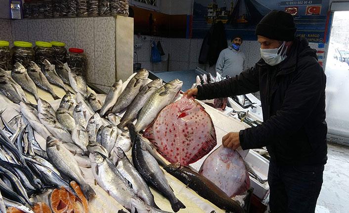 Tranzon'da balık fiyatları cep yakıyor!