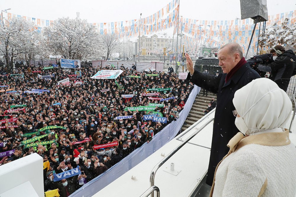 AK Parti'de kongre günü!