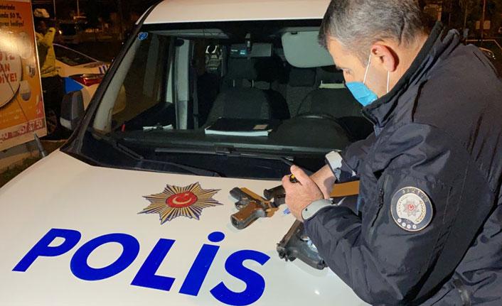 Vaka lideri Samsun'da asker uğurlaması koronayı unutturdu!