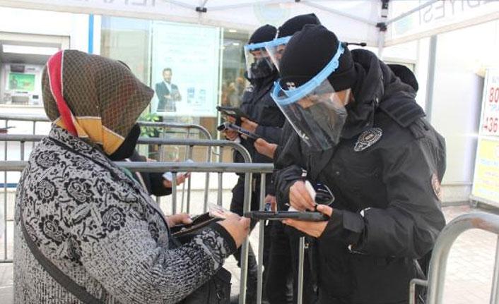 Samsun'da HES kodu denetimleri ara sokaklara kadar taşındı