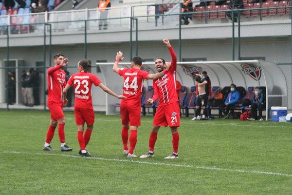Hekimoğlu Trabzon Manisa FK ile berabere