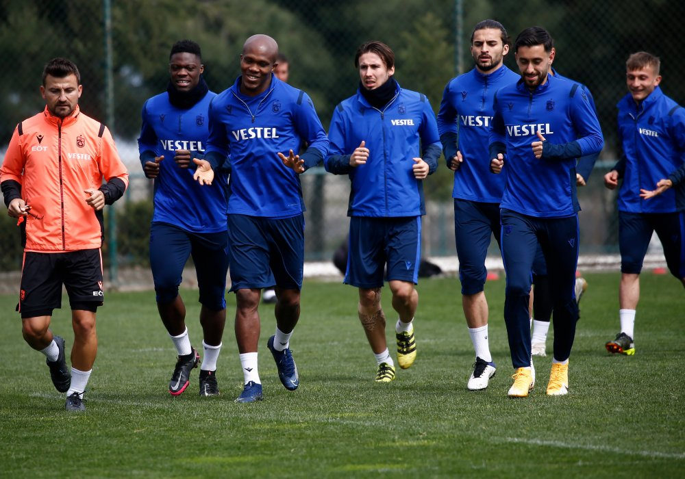 Trabzonspor'da hazırlıklar tamam