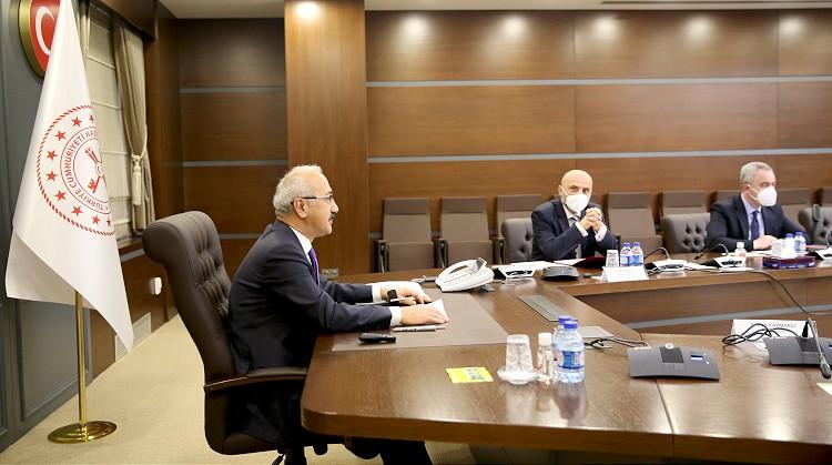 Bakan Elvan AB Büyükelçilerine ekonomi reformlarını anlattı