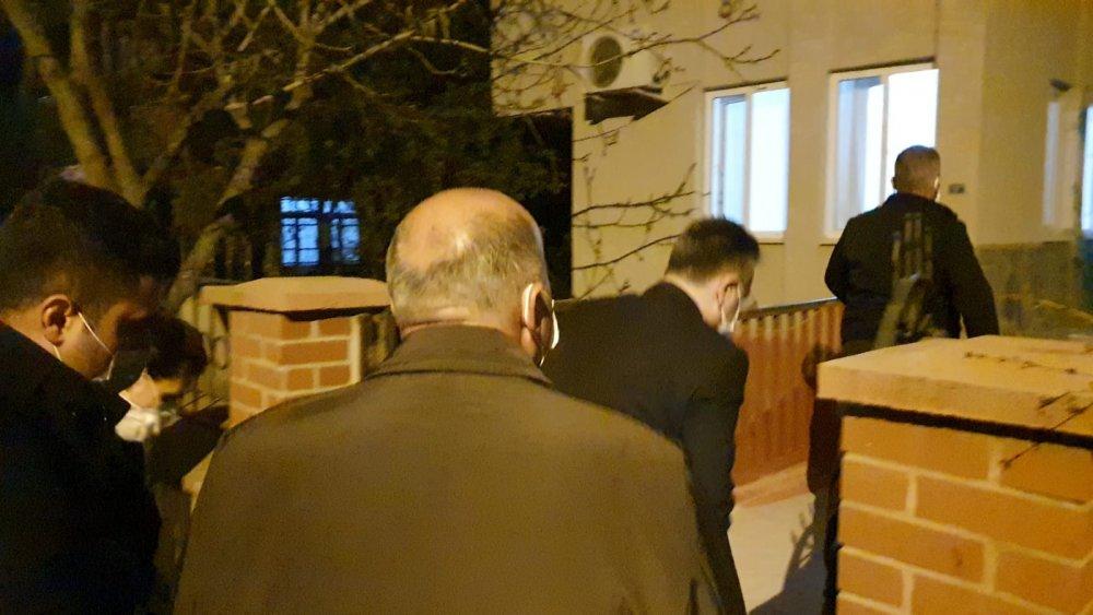 Trabzonlu kaymakam ölü bulundu