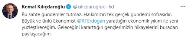 Kılıçdaroğlu'ndan 103 amiralin bildirisine ilk yorum